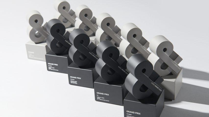 디블렌트 '2020 앤어워드(&Award)' 그랑프리 포함 5관왕