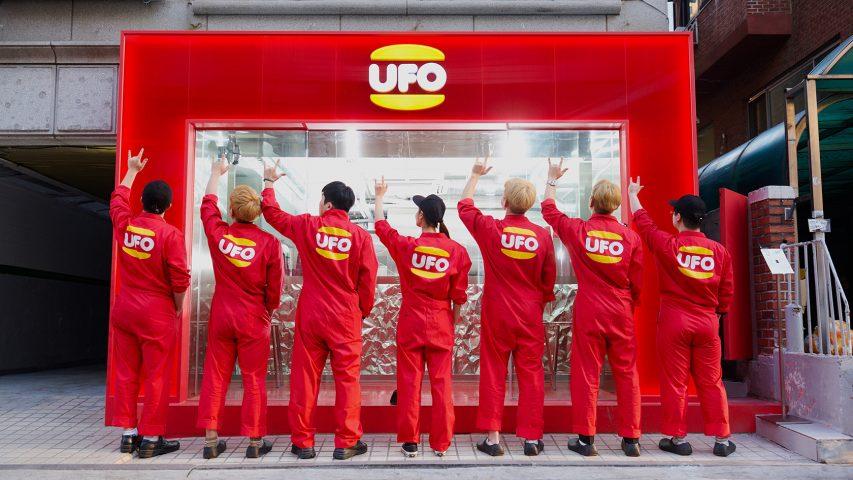 광고대행사 '디블렌트', 소스 흐르지 않는 'UFO버거'로 F&B 업계 불편함 해결